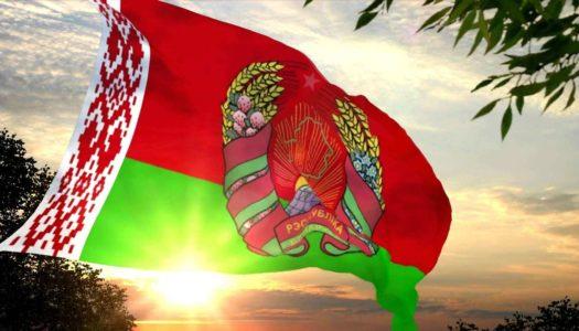 Странный парад в Белоруссии