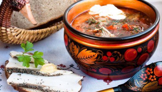 День русской кухни пройдет в Казани