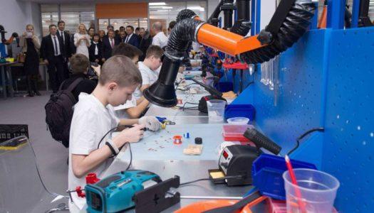 Технопарк «Кванториум» открылся в Татарстане