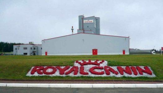 Производство корма премиум класса Royal Canin