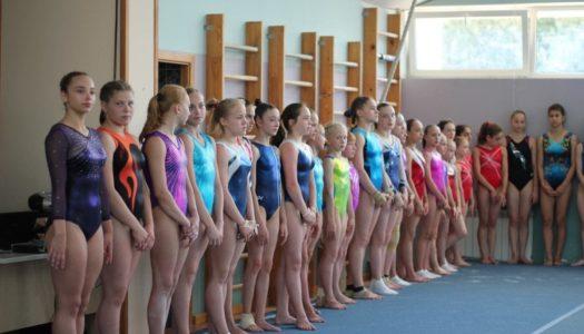 Зеленодольская гимнастка заняла первое место в Сочи