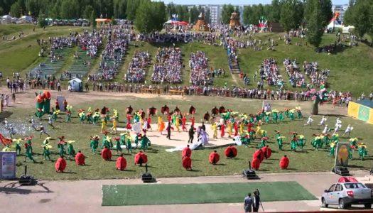 Зеленодольск встретит Сабантуй 1 июля