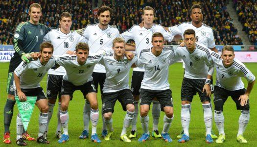 Футболисты сборной Германии в восторге от России